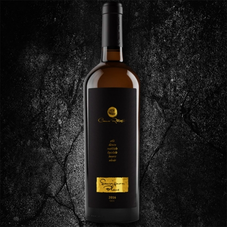 Sauvignon Blanc 2016 Sec